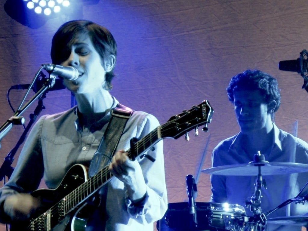 Lesbian Love for Tegan and Sara at Massey Hall in Toronto