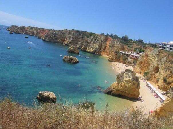 Travel to The Algarve, Portugal