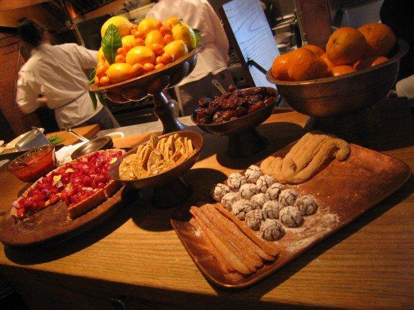 Chez Panisse Restaurant in Berkeley