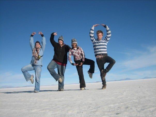 The Circuito de Uyuni, Bolivia