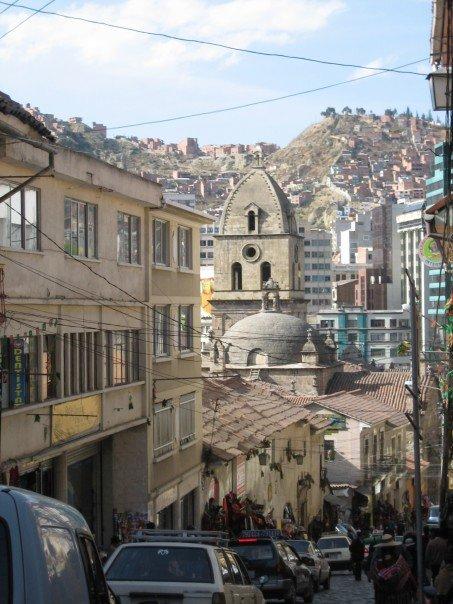 Travel to La Paz, Bolivia