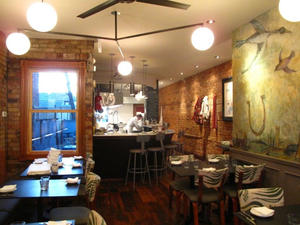 Review: Union Restaurant, Toronto
