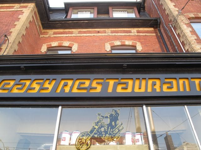 Review: Easy Restaurant, Toronto
