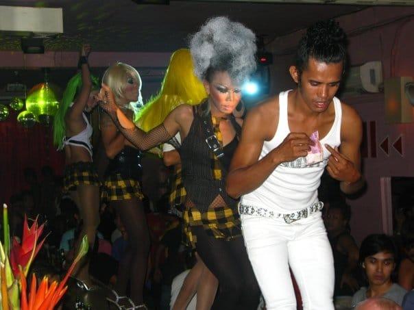 Gaymagic party homosexual