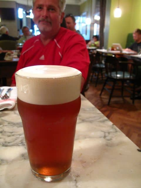 Toronto's best British pub is a great place to enjoy craft beer.
