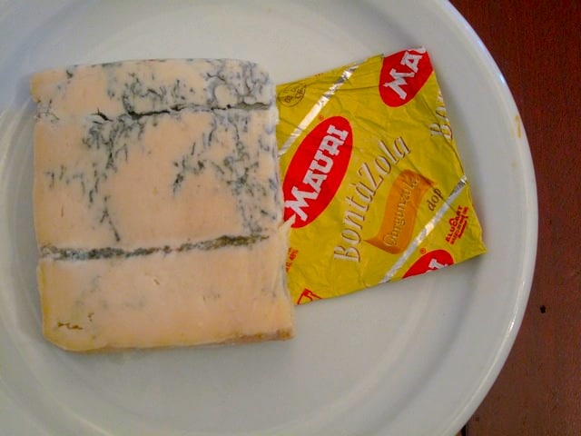 Cheese: Gorgonzola