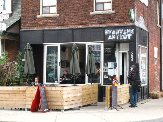 Review: Starving Artist Waffle Espresso Bar, Toronto