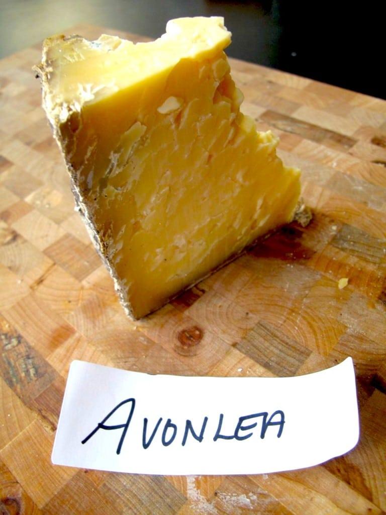 Cheese: Avonlea Clothbound Cheddar
