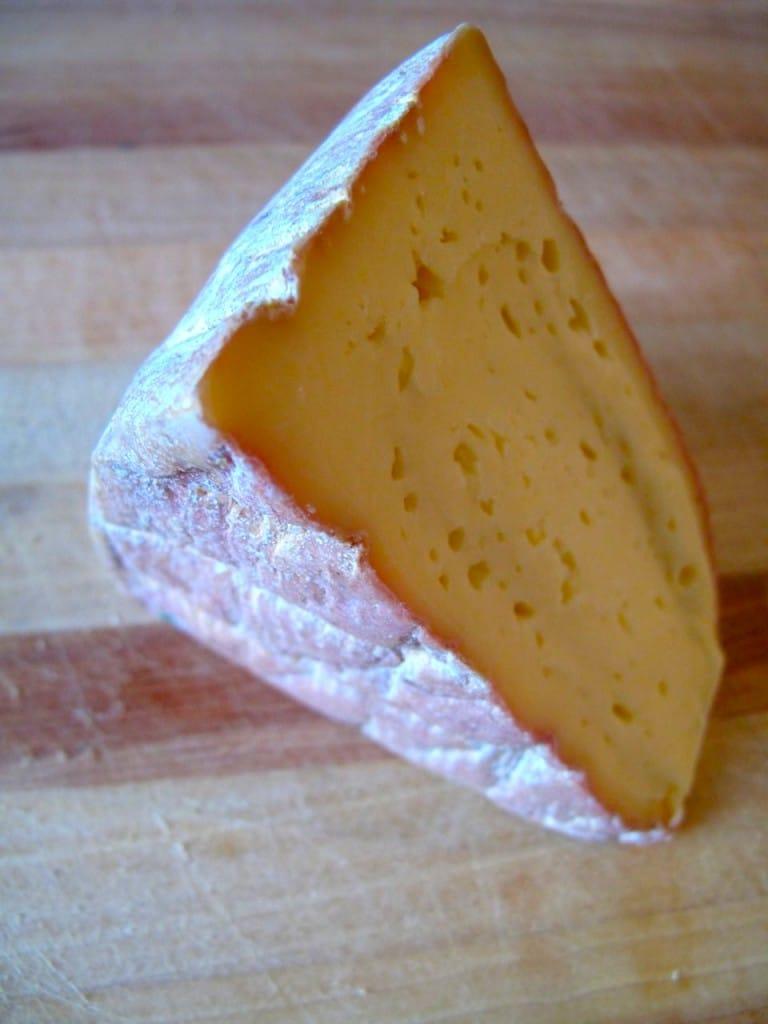 Cheese: Tomme de Grosse-Ile