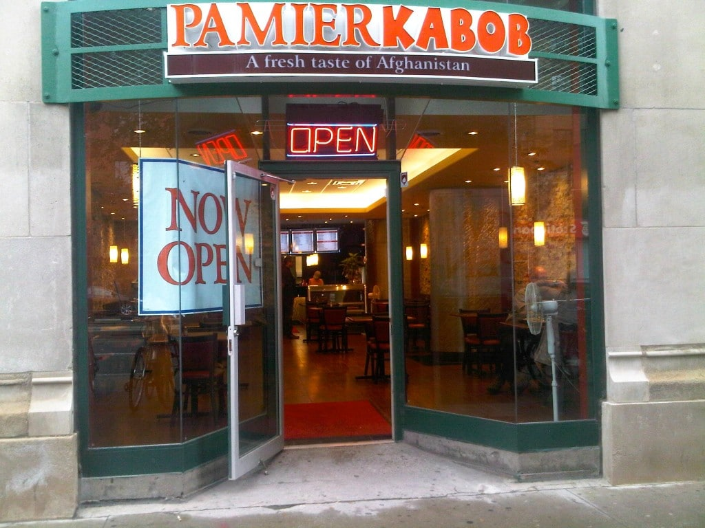 Review: Pamier Kabob, Toronto