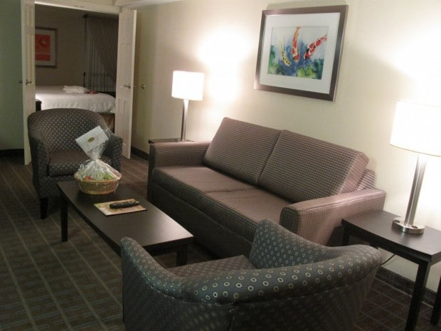 Staycation at The Crowne Plaza Airport Hotel in Toronto