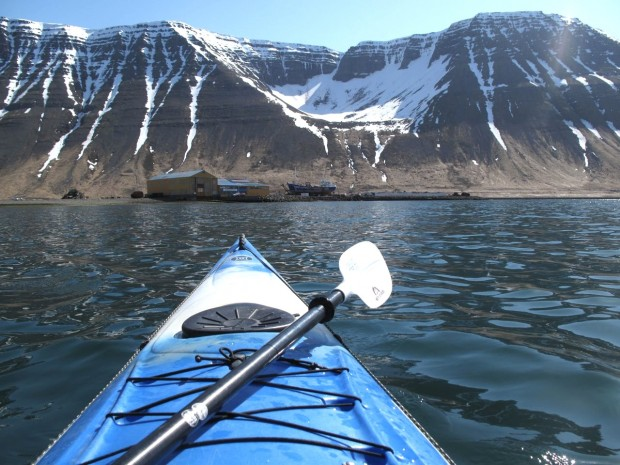Travel to Westfjords, Iceland