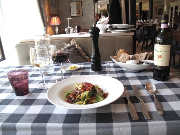 Restaurant Strindberg in Helsinki