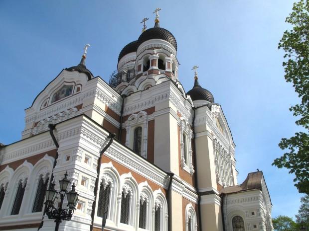 Travel to Tallinn, Estonia