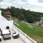 Windermere House on Lake Rosseau Muskoka