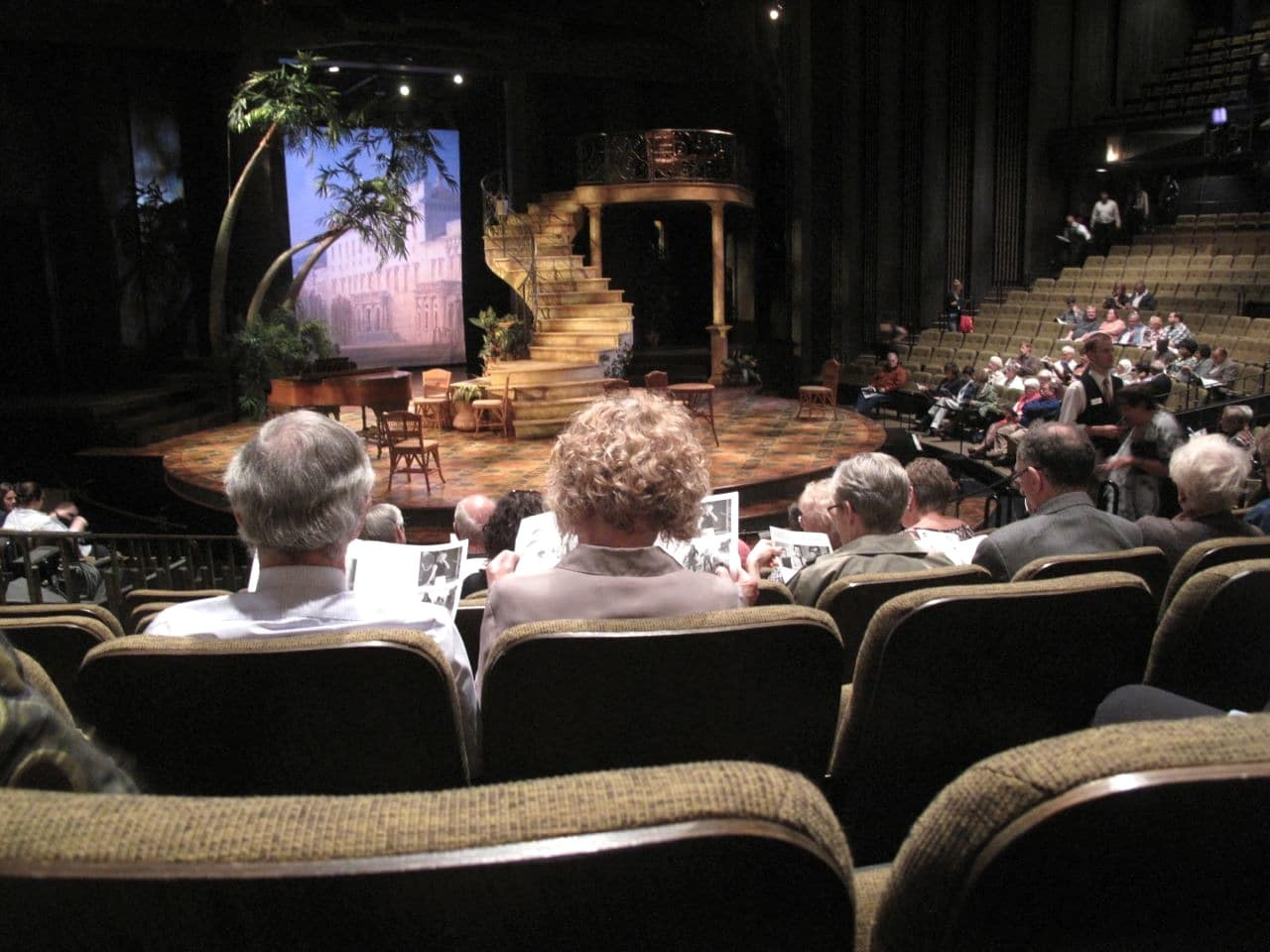 Canadian Road Trip Must-See: Theatre lovers flock to Stratford.