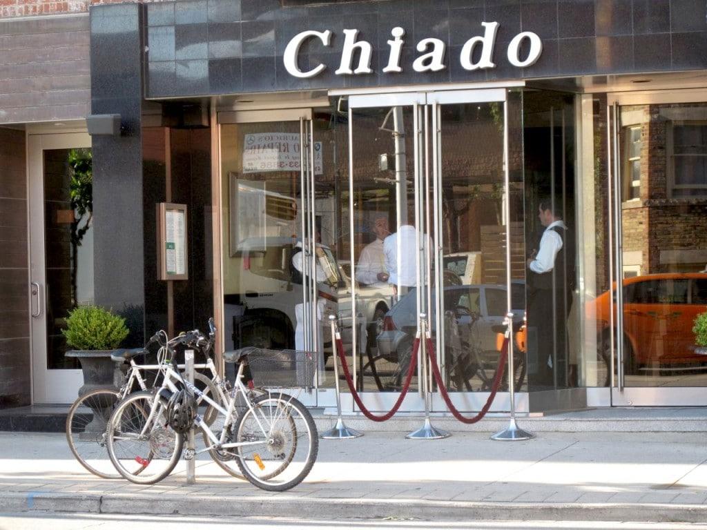 Portuguese at Chiado Restaurant in Toronto