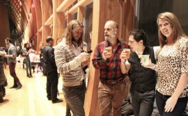 AGO 1st Thursday Party Canadian Landscape - 042