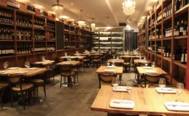 Ossington Restaurants: Salt Wine Bar offers dishes from Spain and Portugal.