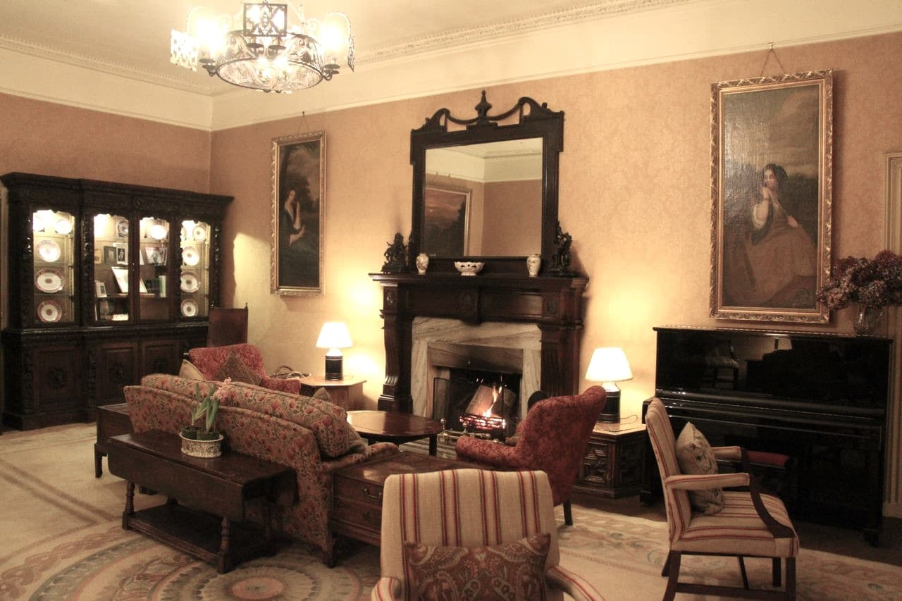 Honeymoon in Ireland: Rest and relax at a stately castle in rural Connemara.