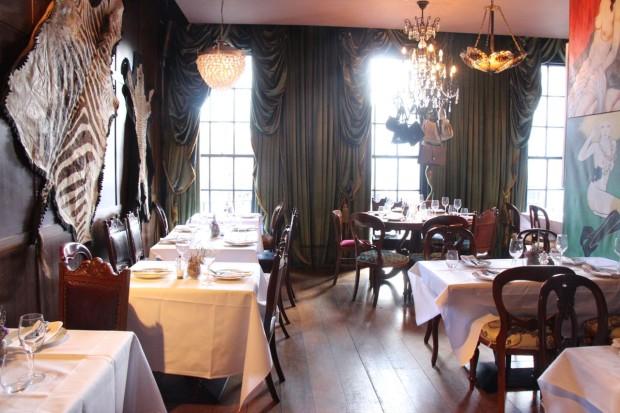 37 Dawson Street Restaurant in Dublin