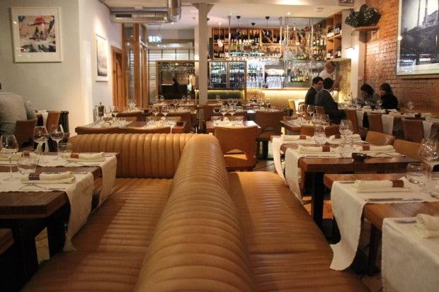 Fade Street Social Restaurant in Dublin
