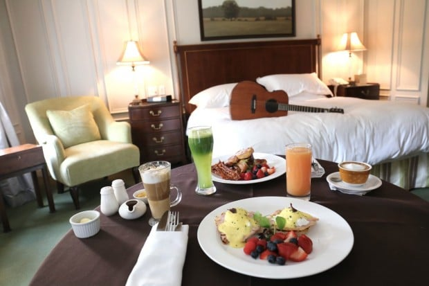 Toronto's Best Luxury Hotel Suites