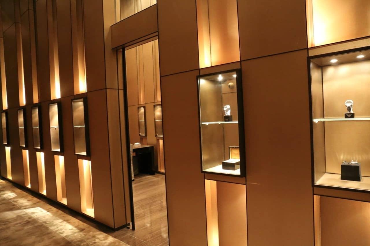 Review Ristorante At The Armani Hotel Dubai
