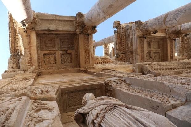 Selcuk and Ephesus in Turkey