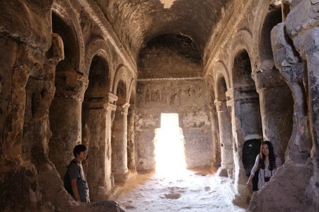Travel to Goreme Cappadocia, Turkey