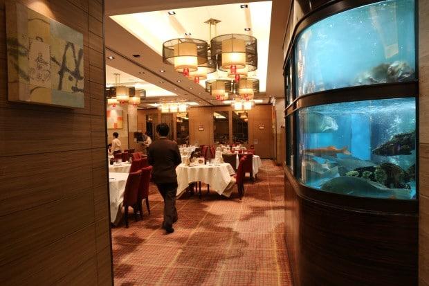Lei Garden Restaurant in Hong Kong