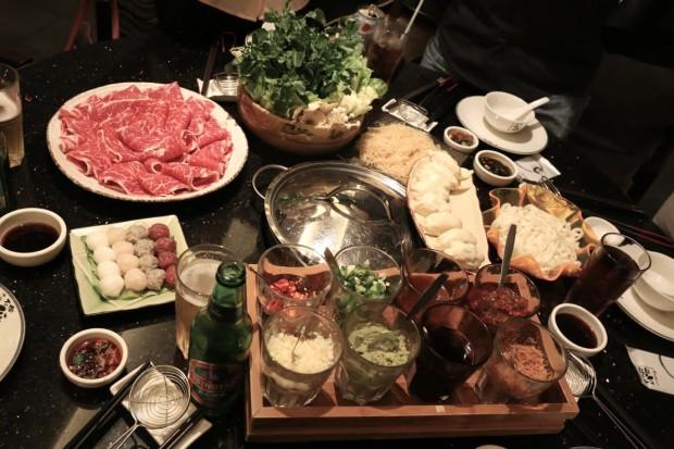 Budaoweng Hotpot Cuisine in Hong Kong