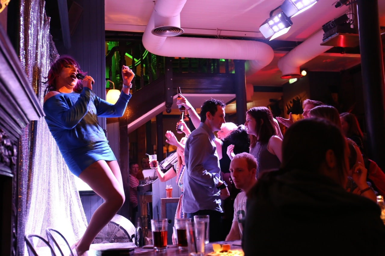 Things To Do in Belfast: enjoy a gay night out with drag queens at Maverick.