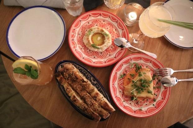 Byblos Middle Eastern Restaurant in Toronto