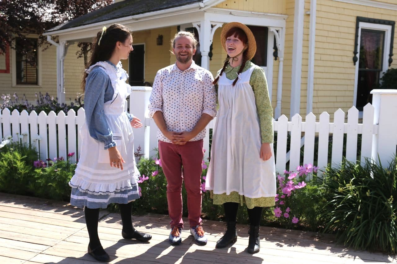 Anne of Green Gables at Avonlea Village.