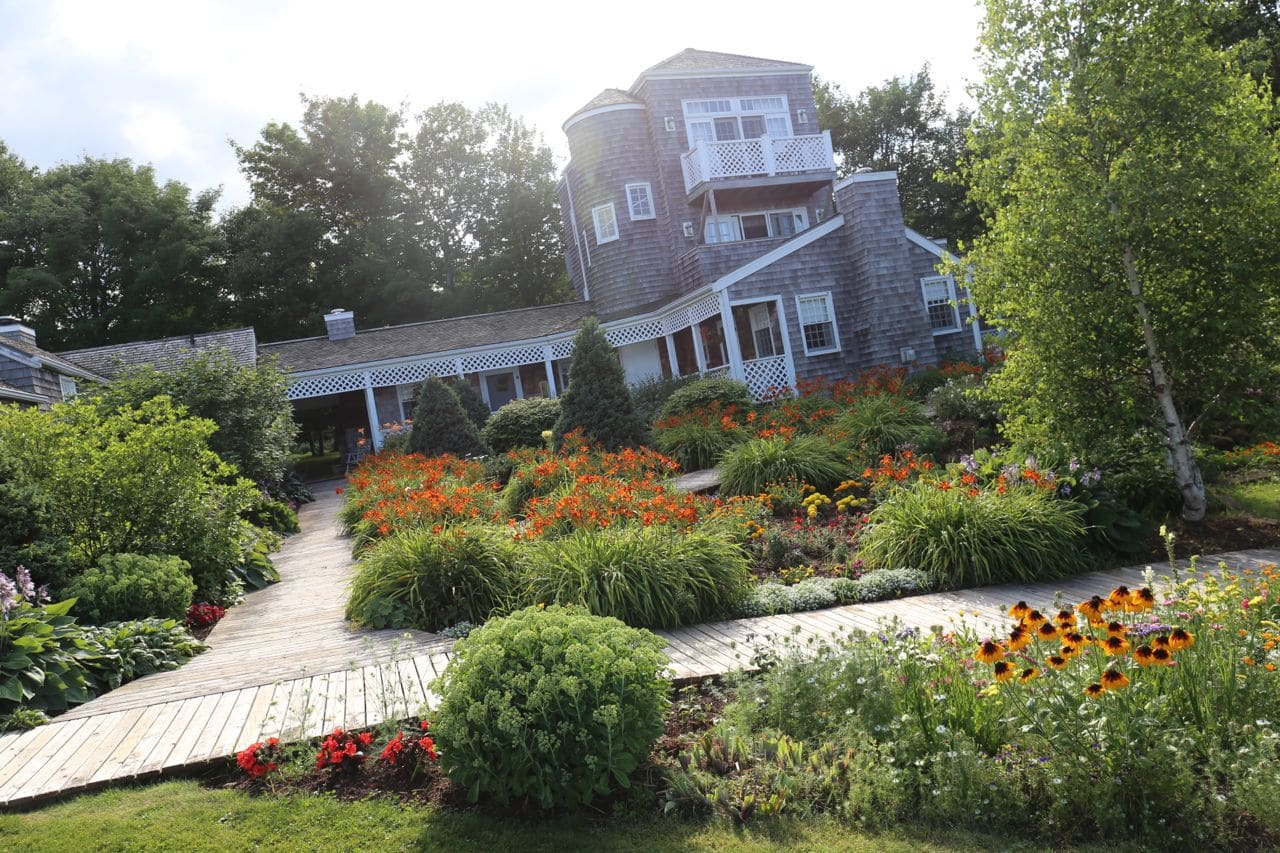 Canadian Road Trip Must-Do: Dinner at The Inn at Bay Fortune.