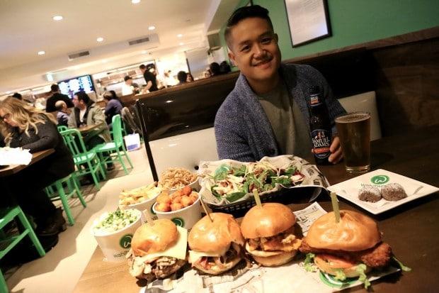 Wahlburgers Toronto Burger Restaurant