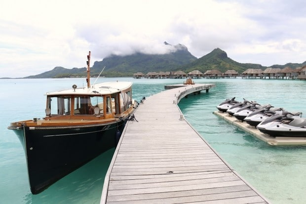 Four Seasons Resort Bora Bora in Tahiti