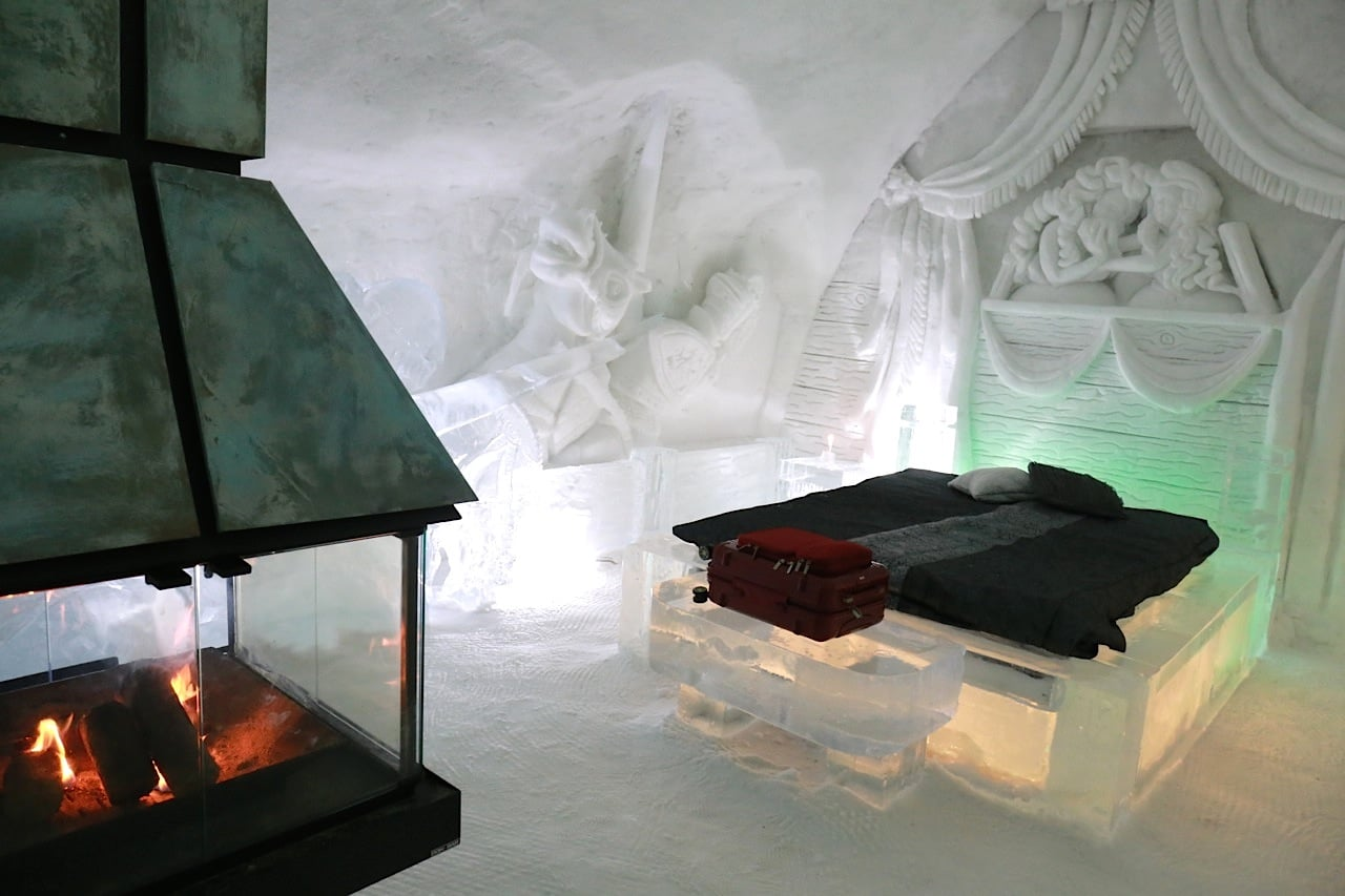Canadian Road Trip Must-See: Quebec City's Hotel de Glace.