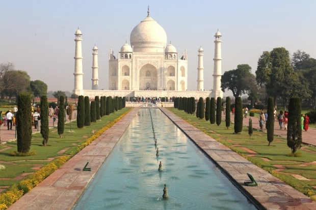 48 Hours in Agra