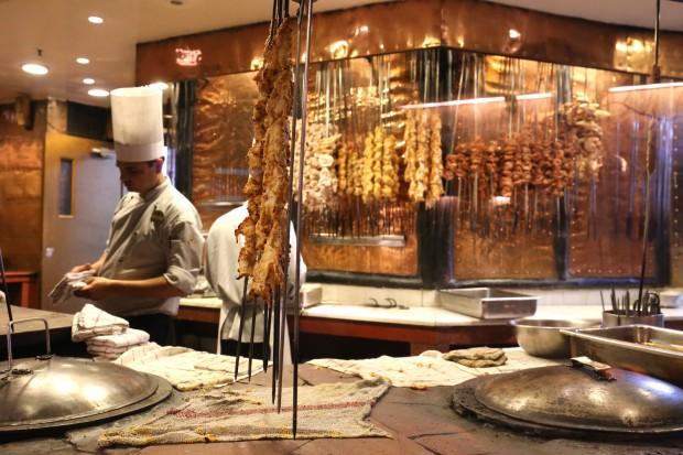 Bukhara at ITC Maurya Hotel Delhi