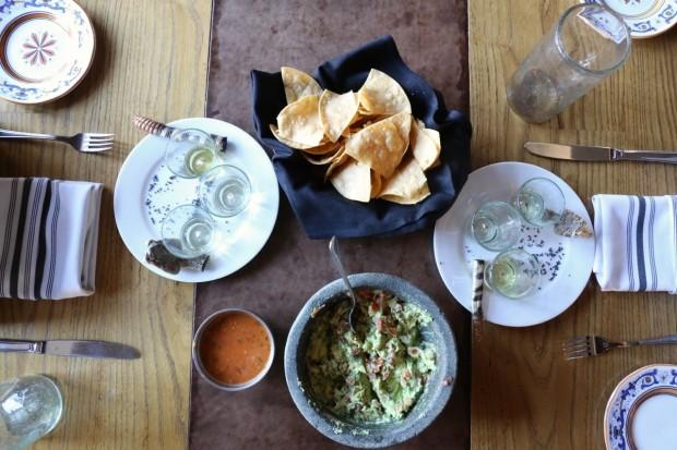 La Hacienda Mexican Restaurant at Fairmont Scottsdale Princess