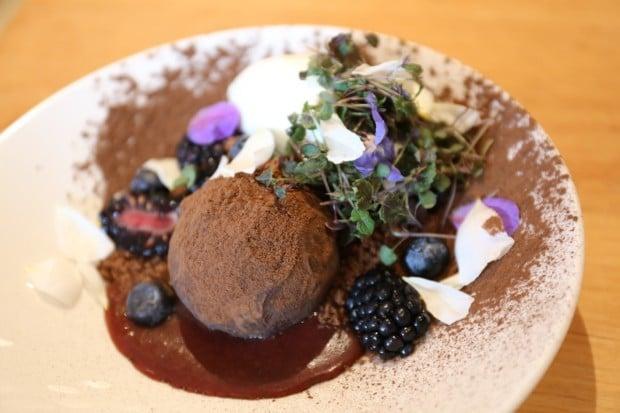 Terre a Terre Vegetarian Restaurant in Brighton