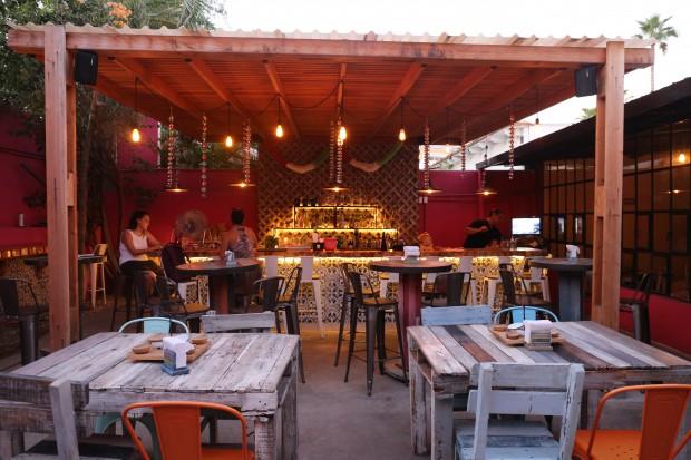 La Lupita Restaurant in San Jose del Cabo