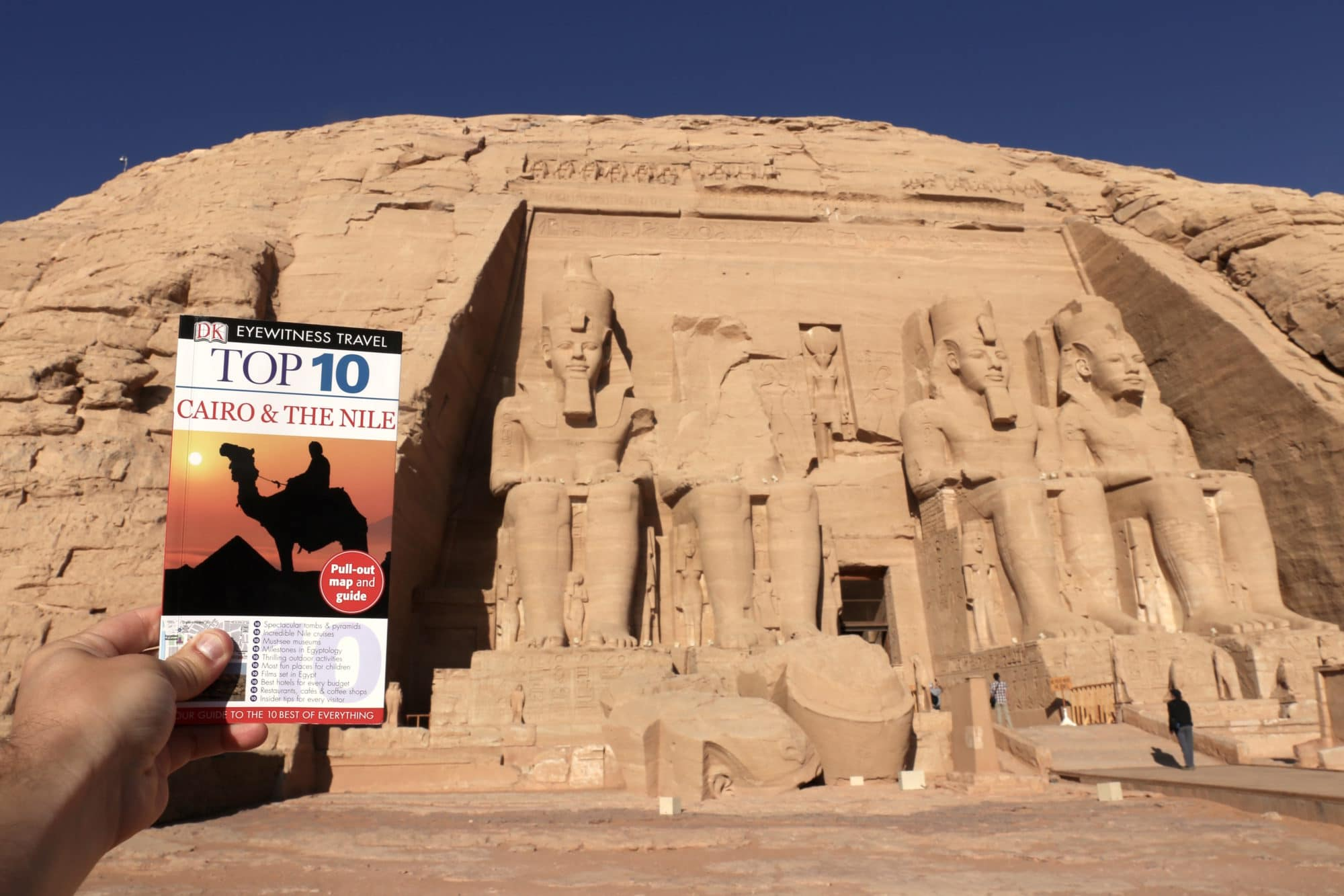 Top Things To See And Do On A Luxury Nile Cruise - Map of egypt tourist sites