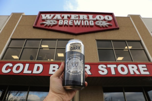 Kitchener Waterloo Breweries: Waterloo Brewing Company