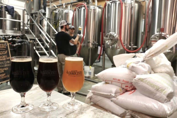 Kitchener Waterloo Breweries: Innocente Brewing Company