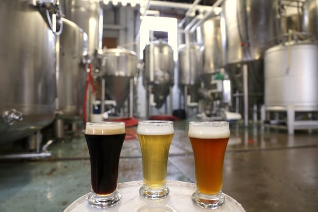 5 Craft Breweries in Kitchener Waterloo