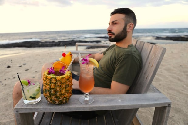 Four Seasons Resort Hualālai in Hawaii