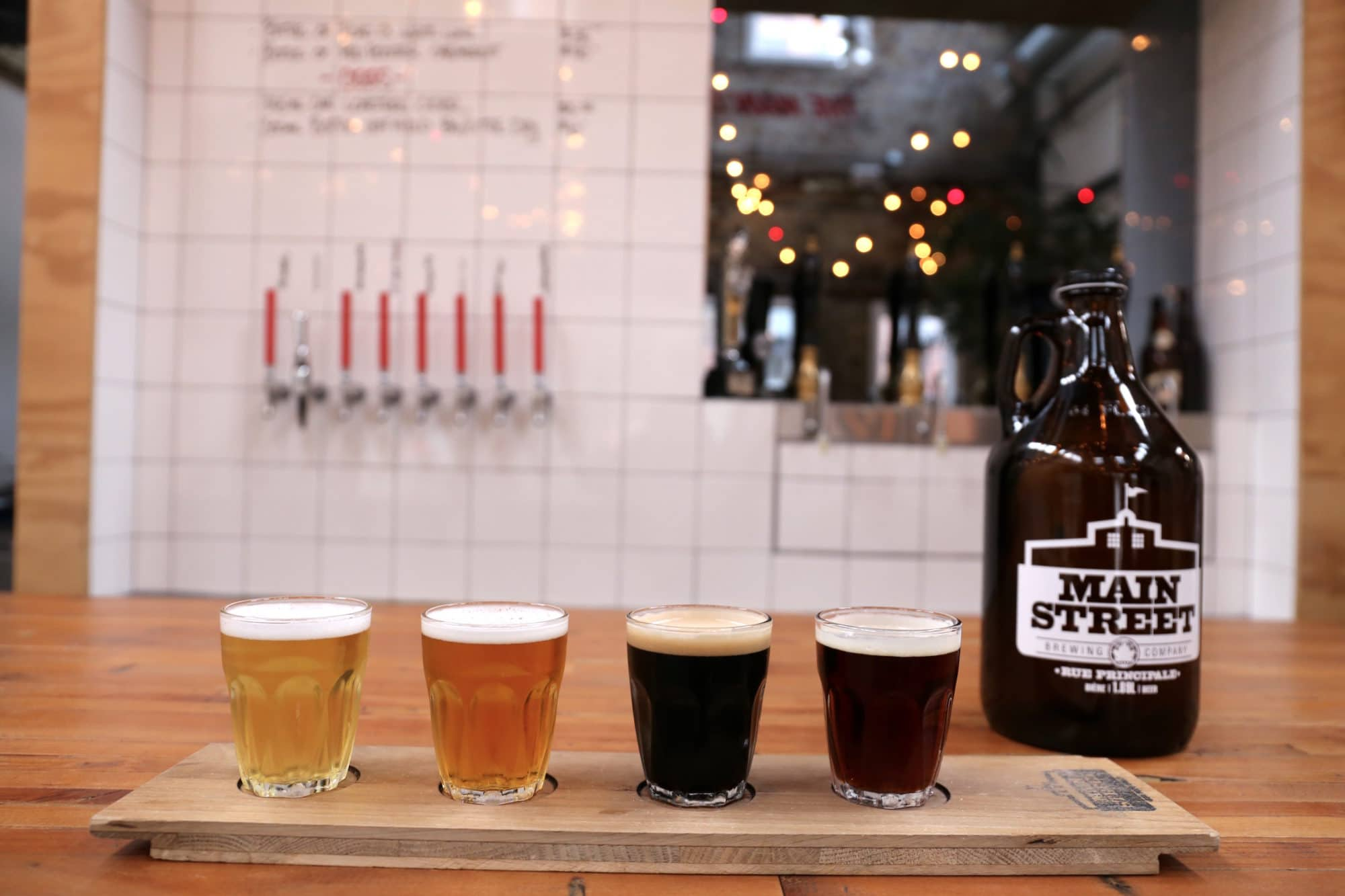 Main Street Brewing Company is one of our favourite Vancouver Breweries.